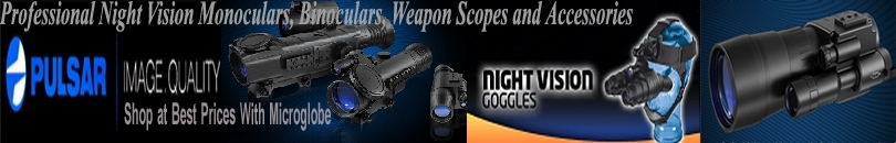 Pulsar Night Vision Monoculars and Binoculars
