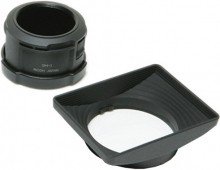 Ricoh GH-1 Lens Hood and Adapter