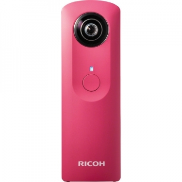 Ricoh Theta M15 Spherical Digital Camera Pink