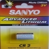 Sanyo CR2 Advanced Lithium Battery
