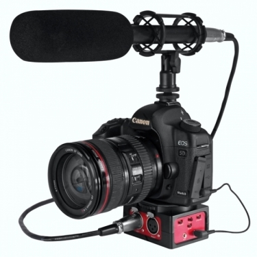 Saramonic Passive XLR Audio Adapter for DSLR And Camcorder