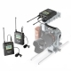 Saramonic UwMic10 UHF Wireless Mic Receiver and 2-Transmitter Kit