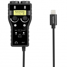 Saramonic Smartrig + Microphone & Guitar Interface