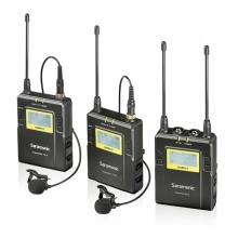 Saramonic Wireless Receiver and Twin Transmitter Kit