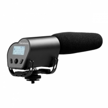 Saramonic SRVMICREC Microphone Recorder with LCD Monitor