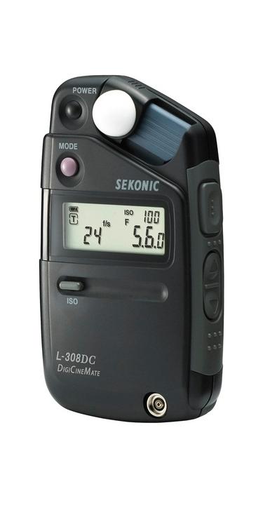 Sekonic Digi Cine Mate L-308DC Light Meter