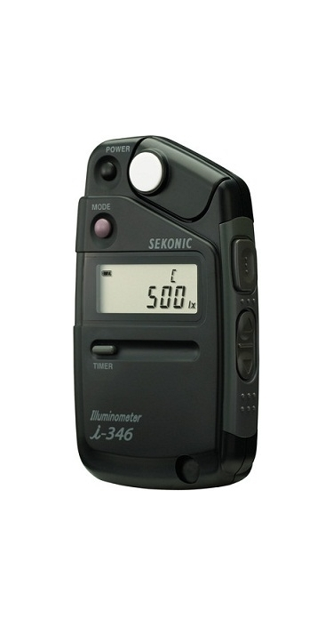 Sekonic i-346 Illuminometer Light Meter