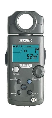 Sekonic Prodigi Colour C-500 Lightmeter