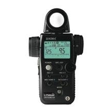 Sekonic L-758DR Digital Master Programmable Exposure Meter