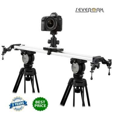 Sevenoak 75cm Camera Slider-Silver