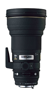 Sigma 300mm F2.8 APO EX DG Auto Focus Telephoto Lens for Sigma Cameras