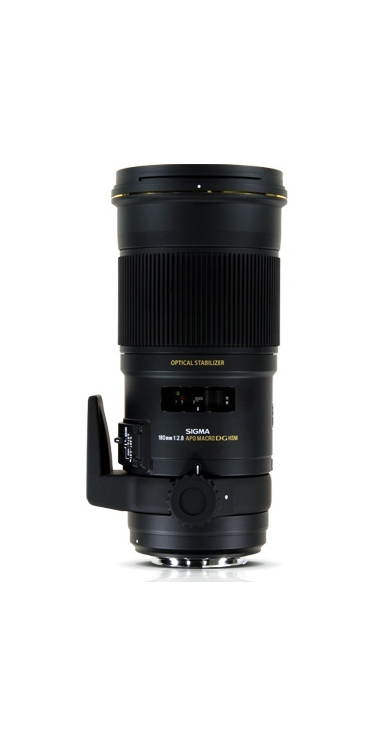 Sigma 180mm F2.8 APO Macro EX DG OS HSM Lens For Sony