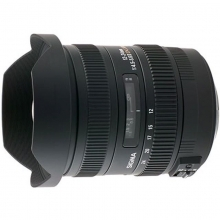 Sigma 12-24mm F4.5-5.6 II DG HSM Lens For Sigma