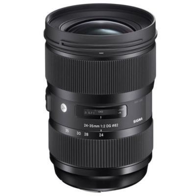 Sigma 24-35mm F2 DG HSM Art Lens For Sigma