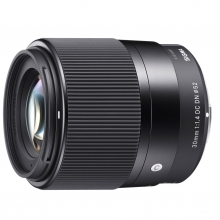 Sigma 30mm F1.4 DC DN Lens - Sony E Fit