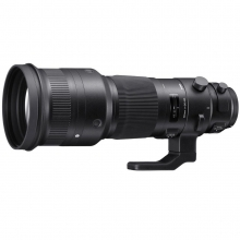Sigma 500mm F4 SPORT DG OS HSM Lens - Canon Fit