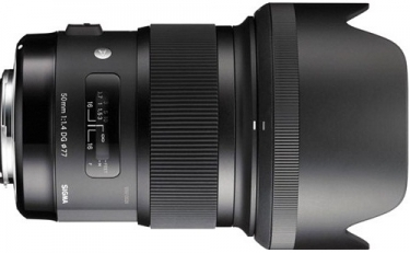 Sigma 50mm F1.4 DG HSM Art Lens For Sony A Mount Cameras