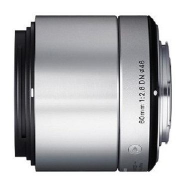 Sigma 60mm F2.8 DN Art Lens For Sony E-Mount Cameras Silver