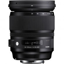 Sigma 24-105mm F4 DG OS HSM Art Lens For Nikon