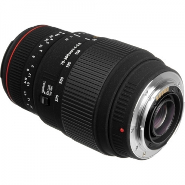 Sigma 70-300mm APO DG F4-5.6 Macro Lens For Sony