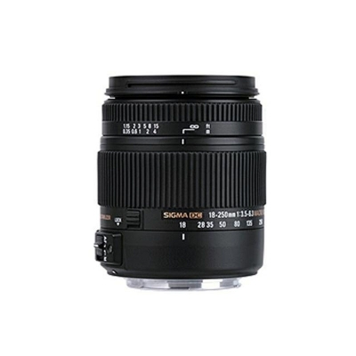 Sigma 18-250mm F3.5-6.3 DC Macro OS HSM Lens For Nikon