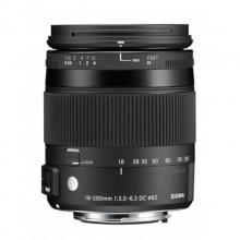 Sigma 18-200mm F3.5-6.3 DC Macro OS HSM Lens For Sigma