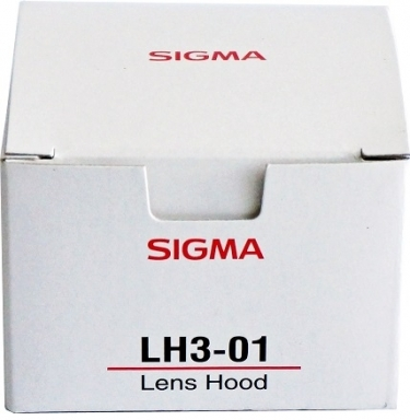Sigma LH3-01 Lens Hood For DP3 Merrill Camera