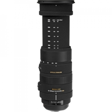 Sigma OS 50-500MM DG APO F4-6.3 HSM AF Telephoto Lens For Sony Alpha