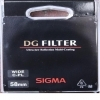 Sigma 58mm EX DG Digitally Optimised Circular Polarizer Filter