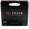 Sigma 62mm EX DG Digitally Optimised Circular Polarizer Filter