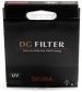Sigma 62mm EX DG Digitally Optimised UV Wide Angle MC Filter