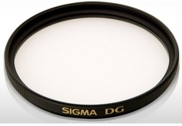 Sigma UV DG (Digitally Optimised) 67mm Multi- Coated Glass Filter