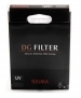 Sigma 77mm EX DG Digitally Optimised UV Multi-Coated Glass Filter