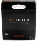 Sigma 86mm EX DG Digitally Optimised UV Multi-Coated Glass Filter
