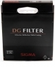 Sigma EX DG Circular Polarizer 95mm Wide Angle MC Filter