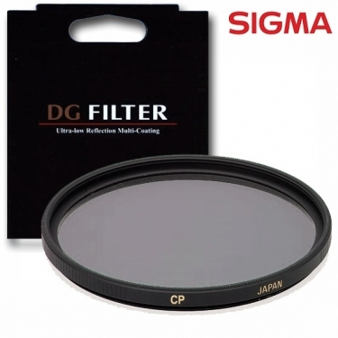 Sigma 82mm EX DG Digitally Optimised Circular Polarizer Filter