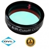 OVL 1.25 Inch UV and IR Cut-Off Filter