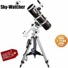 Skywatcher Explorer-150PDS F5 Parabolic Dual-Speed NT Refl Telescope