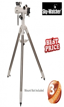 Skywatcher 1.75 Inch Stainless Steel Pipe Tripod Legs Only