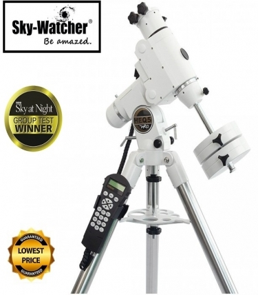SkyWatcher HEQ5 PRO SynScan Equatorial Mount & Tripod
