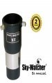 SkyWatcher 1.25-Inch X2 Economy Barlow Single Lens