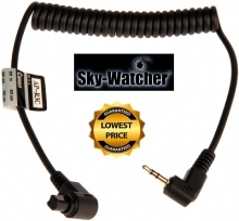 SkyWatcher AP-R3C C3 Electronic Shutter Release Cable For Canon