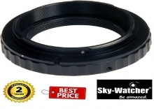 Skywatcher M42 x0.75 T-Ring Adapter For Canon EOS DSLR Cameras