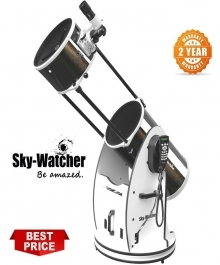Skywatcher Skyliner 300P FlexTube SynScan Go-To Dobsonian Telescope