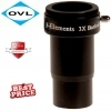 OVL 3x Short Barlow 3 Elements with T-Thread Lens