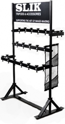 Slik Tripod Display Stand 03