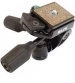 Slik SH-704E Compact 3-Way Pan Head Tripod with Quick Release