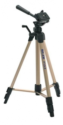 Slik F153 Tripod with Case