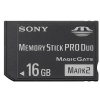 Sony 16GB Memory Stick PRO Duo Mark2
