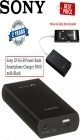 Sony CP-E6B Power Bank Smartphone Charger 5800 mAh Black